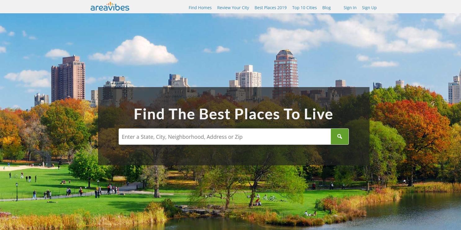 areavibes - אתרים שימושיים
