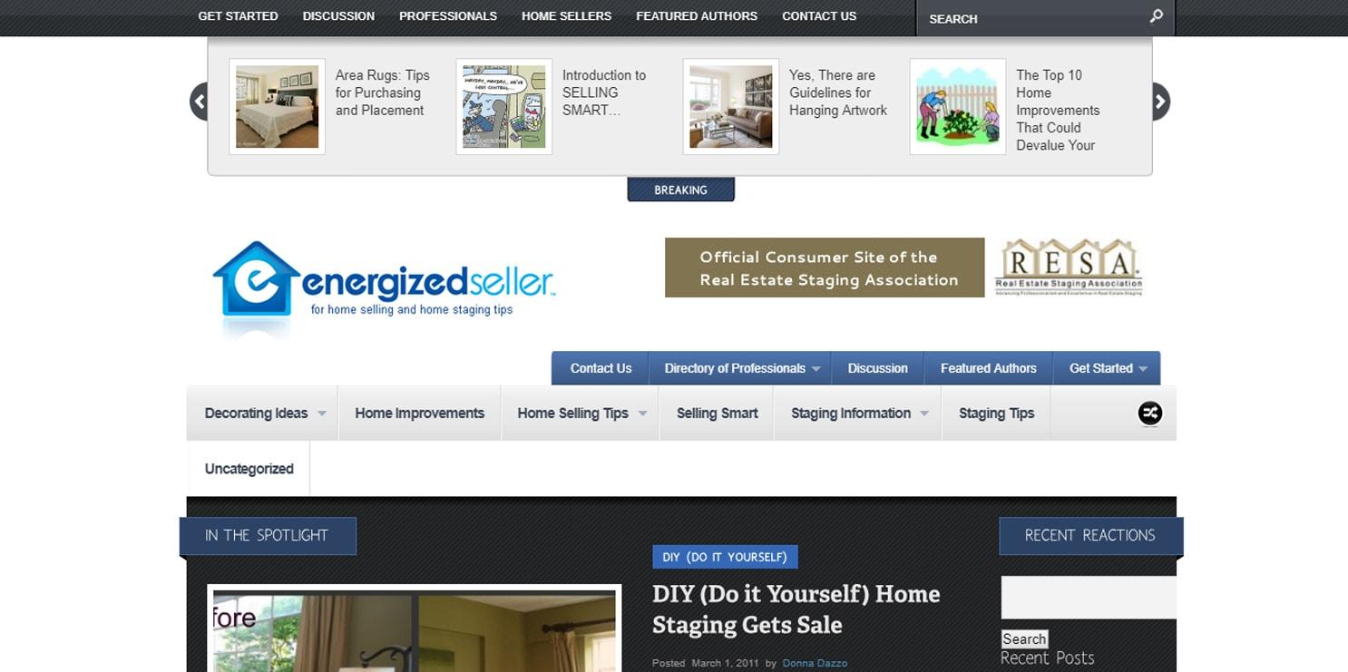 energizedseller - אתרים שימושיים